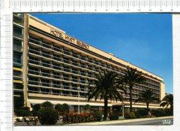 NICE  -  La Promenade Des Anglais Et L Hôtel  HYATT  REGENCY - Cafés, Hotels, Restaurants