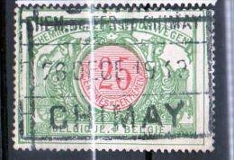 CF 31 Oblitération CHIMAY - 1895-1913