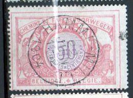 CF 35 Oblitération Simple Cercle HAMME - MILLE 1904 - 1895-1913