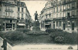 Place De La Liberté à Bruxelles   Très Belle Qualité - Bruxelles-ville