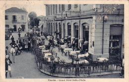 VISERBA-RIMINI-GRAND HOTEL STELLA D'ITALIA-VIAGGIATA IL 30-6-1927- - Rimini