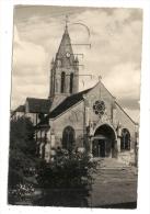Conflans-sainte-Honorine (78) : L'église Env 1960. - Conflans Saint Honorine