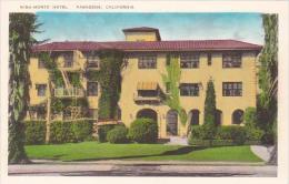California Pasadena Mira Monte Hotel