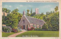 California Glendale Forest Lawn Memoria Park