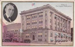 Kansas Topeka Capper Publications Building