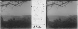 V0203 - ALPES MARITIMES - Vue Sur Le Golfe De CANNES - Plaques De Verre
