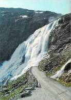 NORVEGE NORWAY Norge-ROMSDAL TROLLSTIGVEGEN (TROLLSTIGEN) Mountain Road From ANDALSNES To Valldal - Norvège