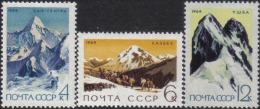 1964 Soviet Mountain Climbing Khan-Tengri Russia Stamp MNH - Russia & USSR