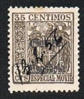 Especial Móvil 35 Cts. Guinea Usado (raro) - Ifni