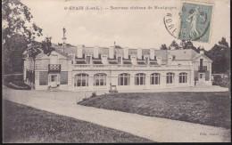 CPA - (37) Saint Épain - Nouveau Chateau De Montgoger - Andere Gemeenten