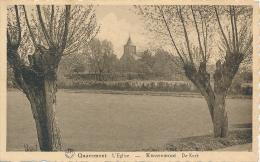 QUAREMONT -  KLUISBERGEN * DE KERK     2 AFBEELDINGEN - Kluisbergen