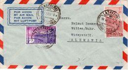 Bedarsbrief Ab  Las Palmas  Nach Witten  Deutschland, Siehe Scan, Los 39162 - 1931-Heute: 2. Rep. - ... Juan Carlos I