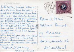 Karte  Ab  Mallorca  Nach Essen  Deutschland, Siehe Scan, Los 39166 - 1931-Heute: 2. Rep. - ... Juan Carlos I
