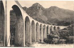 LE LOUP - Le Viaduc Et La Ligne Du Sud   Neuve TTB - Other Municipalities