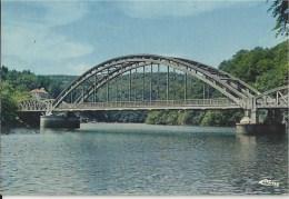 Le Pont Du Dognon - Le Chatenet En Dognon..... Bel Ouvrage Métallique!!!!!! - Ponts