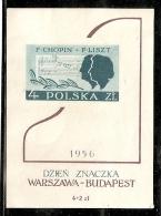POLONIA 1956 - Yvert #H18 - MNH **€32.50 - Nuevos