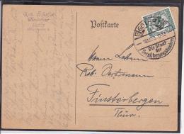 A21  /  D. Reich  Heimatbeleg / Werbestempel  Gotha 1935 - Germany
