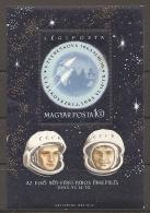 ESPACIO - HUNGRÍA 1963 - Yvert #H44 - MNH ** - Espacio