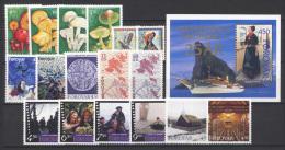 Isole Faroer 1997 Annata Completa / Complete Year Set **/MNH VF - Islas Faeroes