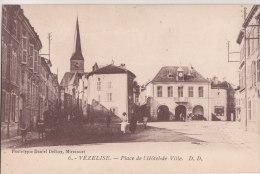 ¤¤  -   6   -   VEZELISE   -   Place De L'Hôtel De Ville   -  ¤¤ - Vezelise