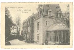 I475 Guingamp - Chateau De Saint Leonard - Castello Schloss Castle Castillo / Non Viaggiata - Guingamp