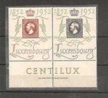 LUX488/89 / Paar CENTILUX 1952  Mit Zwischensteg**