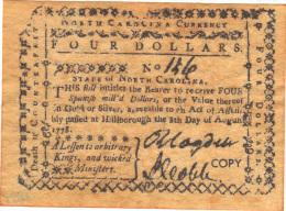 ETATS UNIS, COPY OF BANKNOTE NOT ORIGINAL.  (3B10) - Small Size - Petite Taille (1928-...)