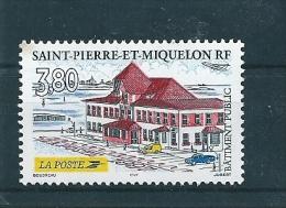 Timbres De St Pierre Et Miquelon  De 1997  N°655  Neufs ** Parfait Prix De La Poste - St.Pierre & Miquelon