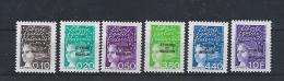 Timbres De St Pierre Et Miquelon  De 1997  N°656 A 661  Neufs ** Parfait, Prix De La Poste - St.Pedro Y Miquelon