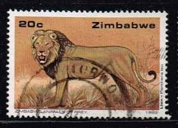 Simbabwe 1992, Michel #  O - Zimbabwe (1980-...)