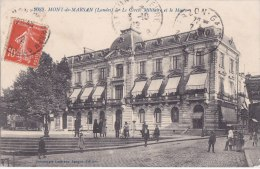 ¤¤  -  2089   -  MONT-de-MARSAN   -   Le Cercle Militaire Et Le Musée   -  ¤¤ - Mont De Marsan