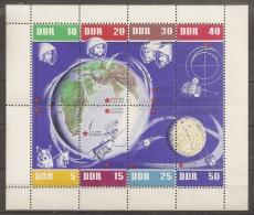 ESPACIO - DDR 1962 - Yvert #H12 ** - Precio Cat. €55 - Space