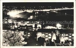 Kk74633 Bombay By Night Kat. Bombay - India