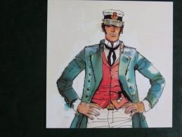 Carte Postale - CORTO MALTESE - Hugo Pratt - éditions Desbois - Carte Neuve, Très Bon état - Cartes Postales