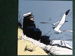 Carte Postale - CORTO MALTESE...Marin - Hugo Pratt - éditions Desbois - Carte Neuve, Très Bon état - Cartes Postales