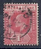 130504426   SIERRA LEONA  G.B. YVERT   Nº  76 - Sierra Leone (...-1960)