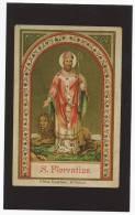 Figurina Adesiva - San Fiorentino N. 202  Per Collezionisti Dei Santi - I Campioni Della Fede - Religion & Esotérisme