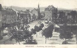 BELFORT-  FAUBOURG DES ANCETRES - Belfort - Ville
