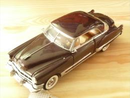 Franklin Mint B11XX43, Cadillac Coupé De Ville, 1949, 1:24 - Voitures, Camions, Bus
