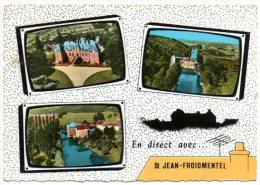 41 - Loir Et Cher / En Direct Avec St JEAN-FROIDMENTEL. - France