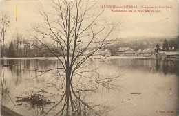 Juin13 1476 : La Ferté-sous-Jouarre  -  Vue Du Pont-Neuf  -  Inondations 1910 - La Ferte Sous Jouarre
