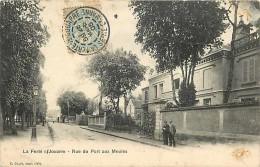 Juin13 1480 : La Ferté-sous-Jouarre  -  Rue Du Port Aux Meules - La Ferte Sous Jouarre