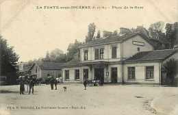 Juin13 1481 : La Ferté-sous-Jouarre  -  Place De La Gare - La Ferte Sous Jouarre