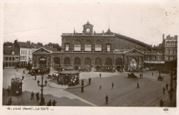 LILLE - La GARE - Kiosque - - Lille