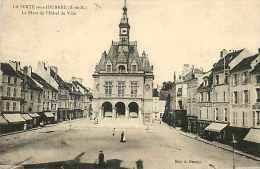 Juin13 1485 : La Ferté-sous-Jouarre  - Place  -  Hôtel De Ville - La Ferte Sous Jouarre