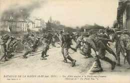 """Juin13 1486 : La Ferté-sous-Jouarre  -  Bataille De La Marne 1914  -  Militaires Anglais  -  """"En Plein Feu"""" - La Ferte Sous Jouarre"""