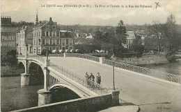 Juin13 1487 : La Ferté-sous-Jouarre  -  Pont  -  Entrée De La Rue Des Pelletiers - La Ferte Sous Jouarre
