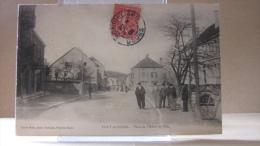 D 25. PONT De ROIDE - Place De L´Hotel De Ville . 1906. - Zonder Classificatie
