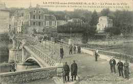 Juin13 1493 : La Ferté-sous-Jouarre  -  Pont  -  Arche Détruit Par Les Anglais  -  Grande Guerre - La Ferte Sous Jouarre