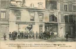 Juin13 1497 : La Ferté-sous-Jouarre  -  Bataille De La Marne  -  Bombardement 8 Et 9 Septembre  -  Grande Guerre - La Ferte Sous Jouarre